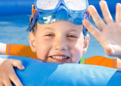 Advertising Microcopy for a Swim Safety App